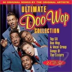Ultimate Doo Wop Collection CD Cover Art