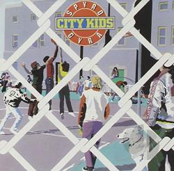 Spyro Gyra - City Kids CD Cover Art