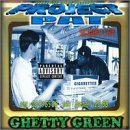 Project Pat - Ghetty Green CD Cover Art