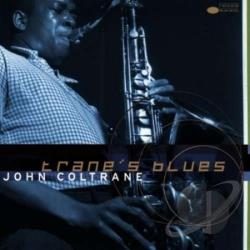 Coltrane, John - Trane's Blues CD Cover Art