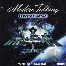 Modern Talking - Universe CD Cover Art