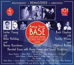 Basie, Count - Away from Base CD Cover Art