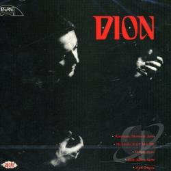 Dion - Abraham, Martin & John CD Cover Art