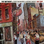 Metheny, Pat - Day Trip CD Cover Art
