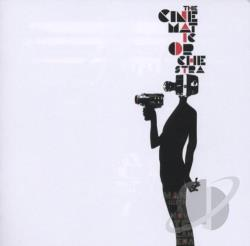 Cinematic Orchestra / Original Soundtrack - Man with a Movie Camera CD Cover Art