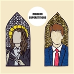 Modern Superstitions - All the Things We've Been Told CD Cover Art