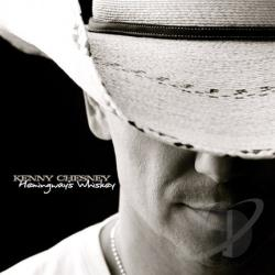 Chesney, Kenny - Hemingway's Whiskey CD Cover Art
