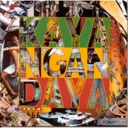 Gil, Gilberto - Kaya N'Gan Daya CD Cover Art
