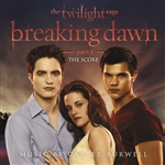 Burwell, Carter - Twilight Saga: Breaking Dawn - Part 1 (Music By Carter Burwell) DB Cover Art
