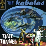Kabalas - Time Tunnel DB Cover Art