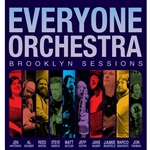 Everyone Orchestra - Brooklyn Sessions CD Cover Art