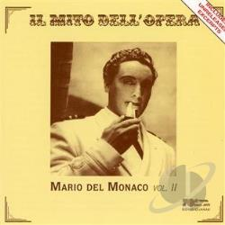 Del Monaco / Mario - Madama Butterfly, Il Trovatore CD Cover Art