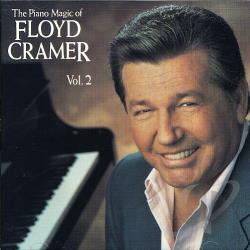 Cramer, Floyd - Piano Magic, Vol. 2 CD Cover Art