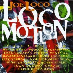 Loco, Joe - Loco Motion CD Cover Art