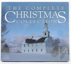 Complete Christmas Collection CD Cover Art