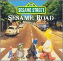 Sesame Street - Sesame Road CD Cover Art