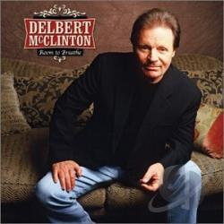 McClinton, Delbert - Room to Breathe CD Cover Art
