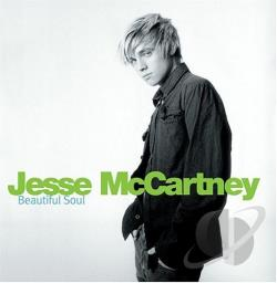 McCartney, Jesse - Beautiful Soul CD Cover Art
