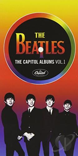 Beatles - Capitol Albums, Vol. 1 CD Cover Art