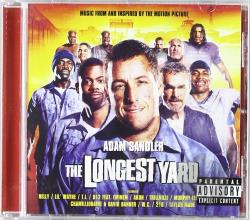 Nelly - Longest Yard CD Cover Art