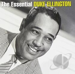 Ellington, Duke - Essential Duke Ellington CD Cover Art