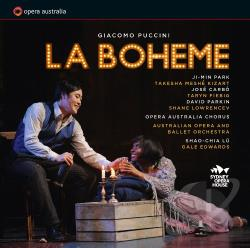 Carbo / Fiebig / Kizart / Park / Parking / Puccini - Puccini: La Boheme CD Cover Art