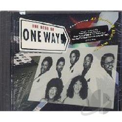 One Way - Best of One Way: Featuring Al Hudson & Alicia Myers CD Cover Art
