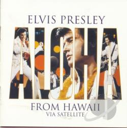 Presley, Elvis - Aloha from Hawaii Via Satellite CD Cover Art