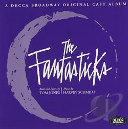 Fantasticks - Fantasticks CD Cover Art