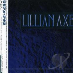 Axe, Lillian  - Lillian Axe CD Cover Art