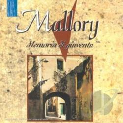 Mallory, Michel - Memoria Di Giuventu CD Cover Art