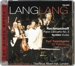 Lang Lang - Lang Lang Live at the Proms SA Cover Art