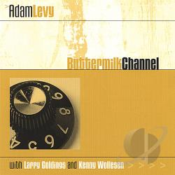 Levy, Adam - Buttermilk Channel CD Cover Art
