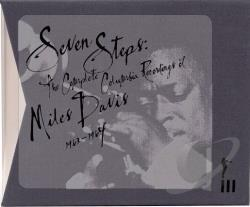 Davis, Miles - Seven Steps: The Complete Columbia Recordings Of Miles Davis: 1963-1964 CD Cover Art