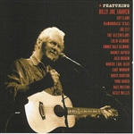 Shaver, Billy Joe - Tribute to Billy Joe Shaver: Live CD Cover Art