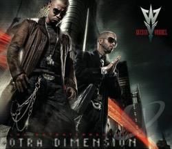 Wisin & Yandel - Los Extraterrestres: Otra Dimension CD Cover Art