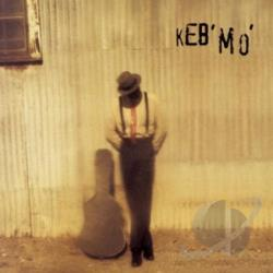 Keb' Mo' - Keb Mo LP Cover Art