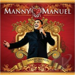 Manuel, Manny - En Vivo CD Cover Art