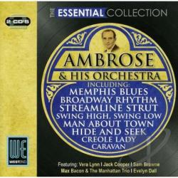 Ambrose & His Orchestra / Ambrose Orchestra - Essential Collection CD Cover Art