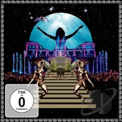 Minogue, Kylie - Aphrodite Les Folies: Live in London CD Cover Art