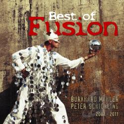 Burkhard Mahler - Best Of Fusion CD Cover Art