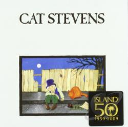 Stevens, Cat - Teaser and the Firecat CD Cover Art