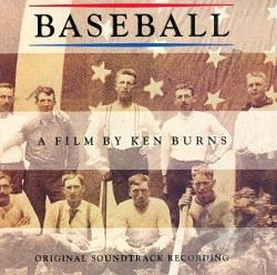 Baseball: The American Epic CD Cover Art
