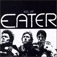 Eater - All Of Eater CD Cover Art