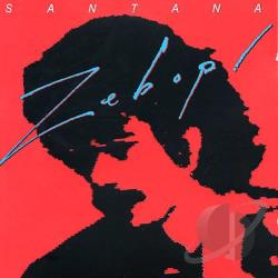 Santana - Zebop! CD Cover Art