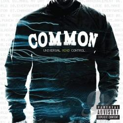 Common - Universal Mind Control CD Cover Art