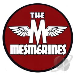 Mesmerines - Mesmerines EP CD Cover Art