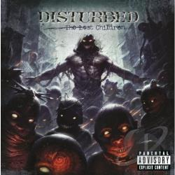 Disturbed - Lost Children CD Cover Art