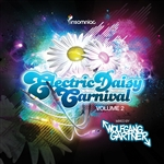 Various Artists - Wolfgang Gartner Presents: Electric Daisy Carnival Vol. 2 DB Cover Art