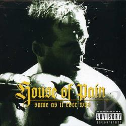 House Of Pain - Same as It Ever Was CD Cover Art